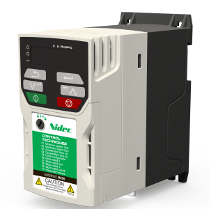 Control Techniques M200 0.25kW single phase 200/240v AC Drive