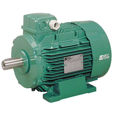 Leroy Somer LSES 132MU 5.5kW, 6 pole (1000rpm), 3 phase, IE3
