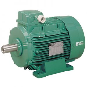 Leroy Somer LSES 160M 15kW, 4 pole (1500rpm), 3 phase, IE3