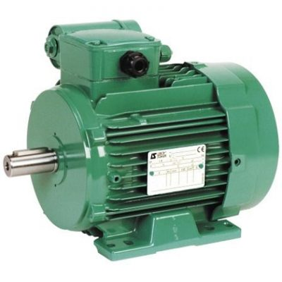 LS PR Induction Motor with Voltage Relay